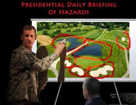 Obama's Briefing