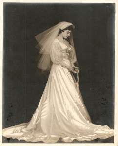 Mom On Wedding Day